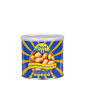 Best Peanuts Can 300gm