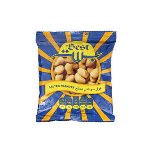 Best Peanuts Bag 150Gm