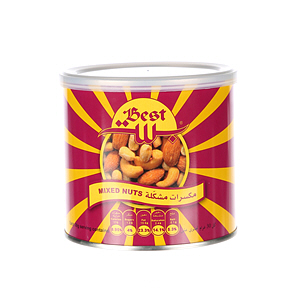 Best Mixnuts Can 300gm