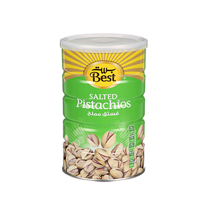 Best Pistachios Salted 400gm