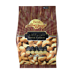 Best Super Cashew Stab Bag 375gm