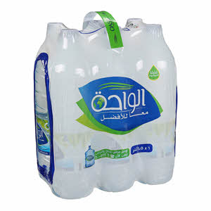 Oasis Mineral Water 6 x 1.5Liter