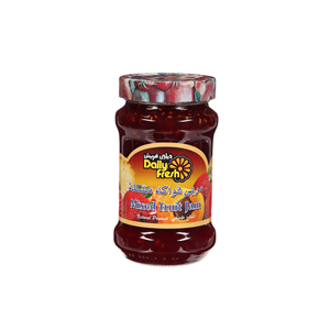 Daily Fresh Jam Mix Fruits 450gm