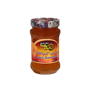 Daily Fresh Jam Orange 450gm
