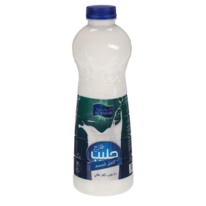 Al Rawabi Fresh Milk Full Cream 1Ltr