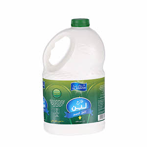 Al Rawabi Fresh Laban Drink Full Cream 2Ltr