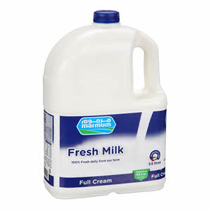 Marmum Fresh Milk Full Cream 1Gallon