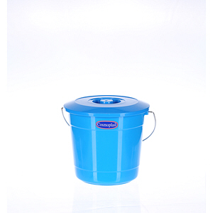Cosmoplast Bucket with Lid 3Ltr
