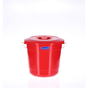 Cosmoplast Bucket with Lid 5Ltr