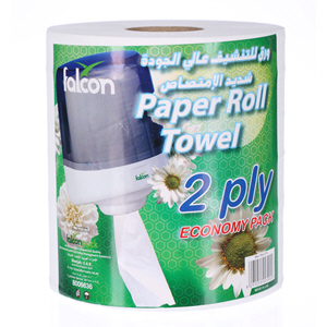 Falcon Tork Paper 2 Ply Ind