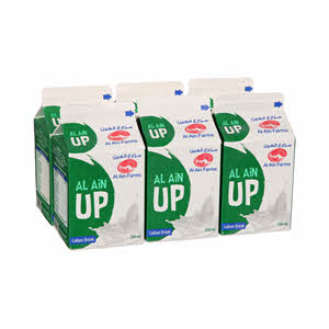 Al Ain Up 200Ml 6Pcs