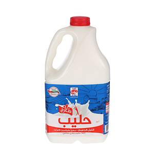 Al Ain Fresh Milk Low Fat 2Ltr