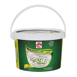 Al Ain Fresh Youghurt Full Cream 4Kg