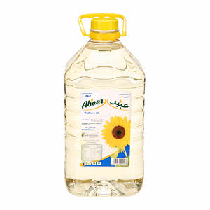Abeer Sunflower Oil 5Ltr