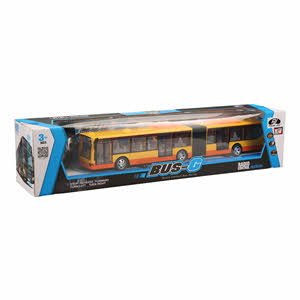 P.Joy Rc Double Decker Bus with Lights