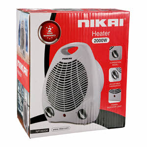 Nikai Fan Heater Nfh6006