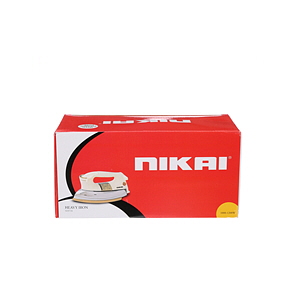 Nikai Dry Heavy Duty Iron 1200W