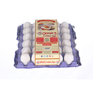 Al Jazira Omega3 Golden Eggs 30'S