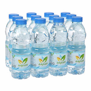Sharjah Coop Spring Water 12 x 300Ml