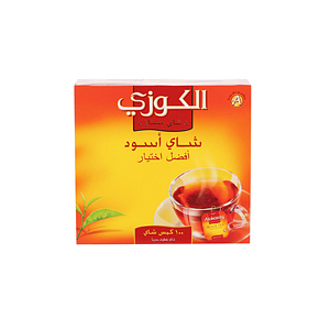 Alokozay Black Tea Bag 100'S
