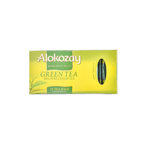 Alokozay green Tea 25 Bag