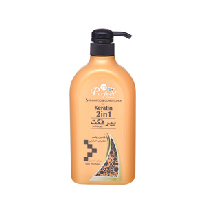 Perfect Shampoo & Conditioner For Kiratin 1000ml