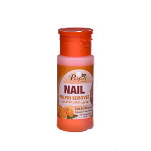 Perfect Nail Polish Remover Orange Extract 125ml