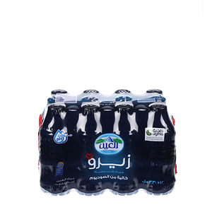 Al Ain Water Zero 330ml × 12'S