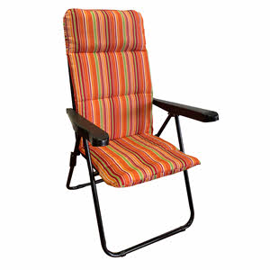 Campmate High Back Folding Chair