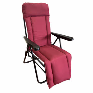 Campmate Garden Chair With Footrest