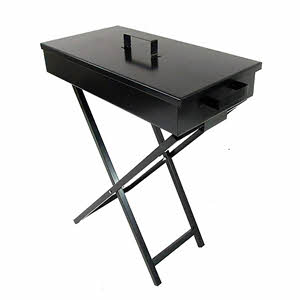 Campmate BBQ Grill Stove 90X30X73Cm