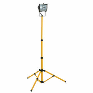 Suntech Halogen Working Lamp with Stand