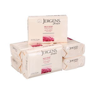 Jergens Mild Soap 6X125Gm
