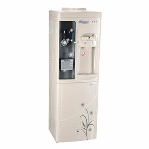 Super General Water Dispenser With Refrigerator