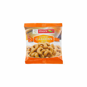 Mani Salted Cashews 150gm