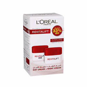 L'Oreal Revitalift Day Cream Night Cream