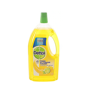 Dettol Multi Action Cleaner 4 In 1  Lemon 1.8Ltr