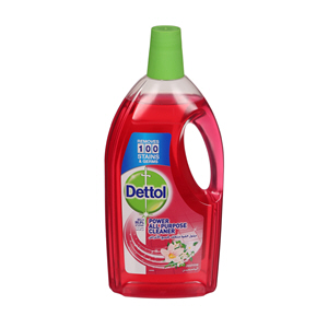Dettol Multi Action Cleaner 4 In 1 Jasmine 900ml