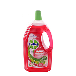 Dettol Multi Action Cleaner 4 In 1 Jasmine 3Ltr