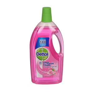 Dettol Multi Action Cleaner 4 In 1 Rose 900ml