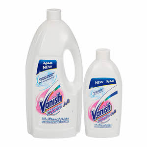 Vanish White Liquid 1.8Ltr +500Ml 15%Off