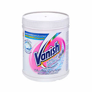 Vanish Crystal White Stain Remover Powder 12 X 450Gm