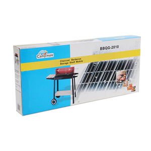 Campmate  Charcoal Bbq Sheilf  Mobil Grill