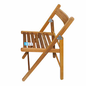 Campmate Wooden Folding Chair