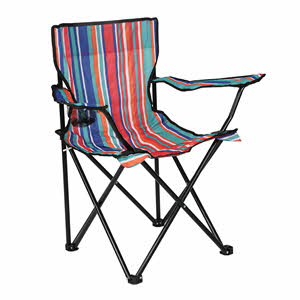 Kmark Picnic Armless Camping Chair