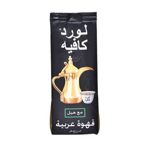 Lord Arabic Coffee with Cardamom 250gm