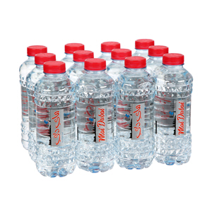 Mai Dubai Drinking Water Bottle 330ml × 12'S
