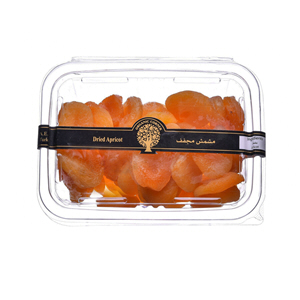 Organic Corner Dried Apricot 500gm