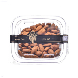 Organic Corner Almond Plain 300gm