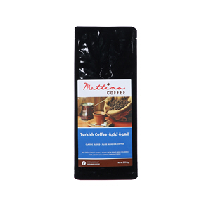 Mattina Turkish Coffee Classic Blend 200gm